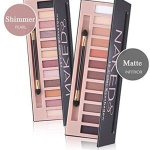 """271 2 Pack 12 Colors Makeup Naked Eyeshadow"
